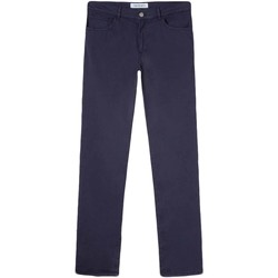 textil Herr Chinos / Carrot jeans Trussardi 52J00007-1T005015 Blå