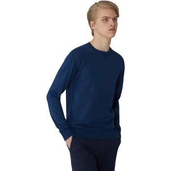 textil Herr Sweatshirts Trussardi 52M00477-0F000668 Blå