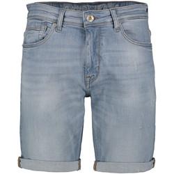 textil Herr Shorts / Bermudas Gaudi 111GU26037 Blå