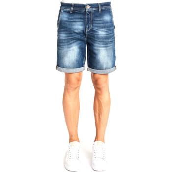 textil Herr Shorts / Bermudas Gaudi 111GU26041 Blå