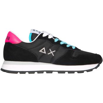 Skor Dam Sneakers Sun68 Z31201 Svart