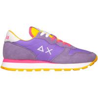 Skor Dam Sneakers Sun68 Z31201 Violett