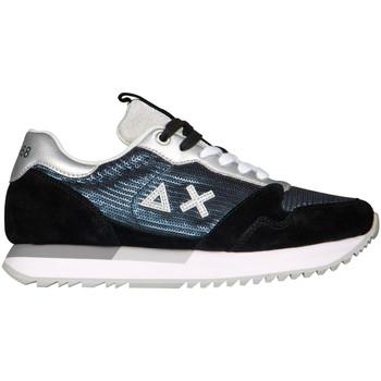 Skor Dam Sneakers Sun68 Z31214 Svart