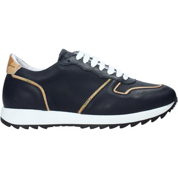 Skor Herr Sneakers Alviero Martini P170 306A Blå
