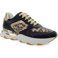 Skor Dam Sneakers Lumberjack SWB4911 001EU Z34 Svart