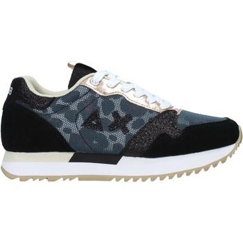 Skor Dam Sneakers Sun68 Z31212 Svart