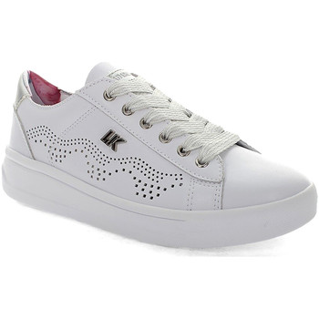 Skor Dam Sneakers Lumberjack SW30005 010EU B08 Vit