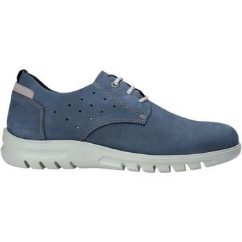 Skor Herr Sneakers Rogers 2834-NOB Blå
