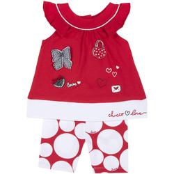 textil Flickor Set Chicco 09076643000000 Röd