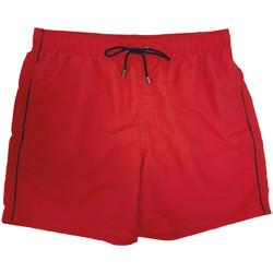 textil Herr Badbyxor och badkläder Refrigiwear 808390 Röd
