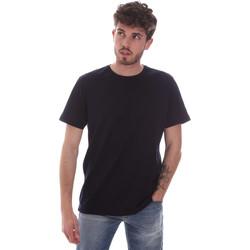textil Herr T-shirts Navigare NV71003 Blå