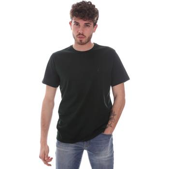 textil Herr T-shirts Navigare NV71003 Grön