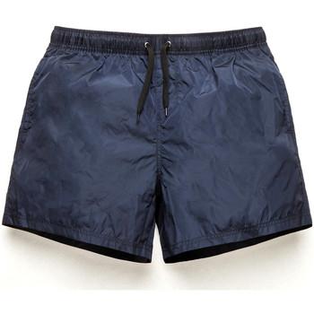textil Herr Badbyxor och badkläder Refrigiwear RM0P54900NY0195 Blå