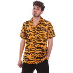 textil Herr Kortärmade skjortor Dickies DK0A4XA5B591 Orange