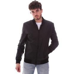 textil Herr Jackor Antony Morato MMCO00719 FA650231 Svart