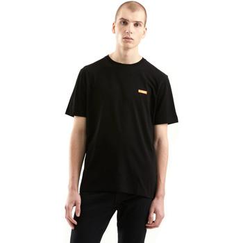textil Herr T-shirts Refrigiwear RM0T27100JE9101 Svart