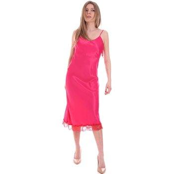 textil Dam Korta klänningar Cristinaeffe 0731 2475 Rosa