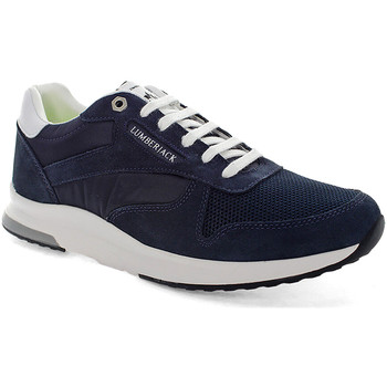 Skor Herr Sneakers Lumberjack SM87012 001EU Y29 Blå