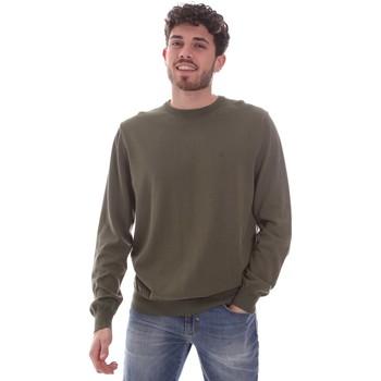 textil Herr Sweatshirts Navigare NV00203 30 Grön