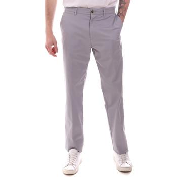 textil Herr Chinos / Carrot jeans Navigare NV55223 Grå