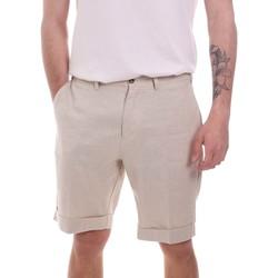 textil Herr Shorts / Bermudas Navigare NV56055 Beige