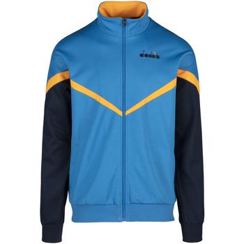 textil Herr Sweatshirts Diadora 502176080 Blå