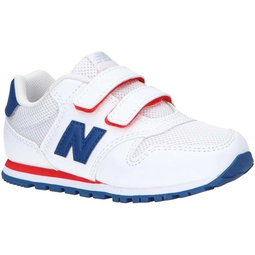 Skor Barn Sneakers New Balance NBIV500WRB Vit