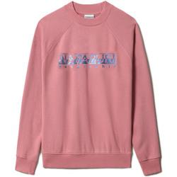 textil Dam Sweatshirts Napapijri NP0A4FAD Rosa