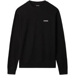 textil Sweatshirts Napapijri NP0A4FF7 Svart