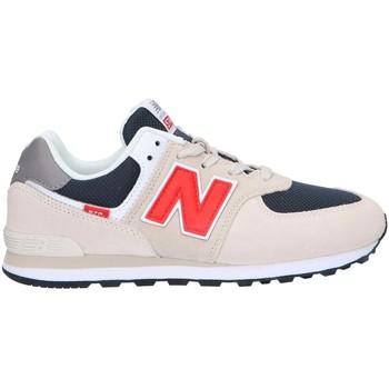 Skor Barn Sneakers New Balance NBGC574SJ2 Beige