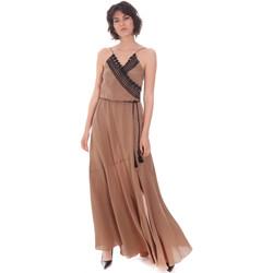 textil Dam Långklänningar Cristinaeffe 0704 2498 Beige