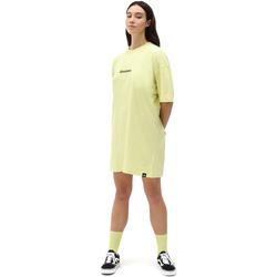 textil Dam Korta klänningar Dickies DK0A4XB8B541 Gul