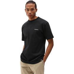 textil Herr T-shirts Dickies DK0A4X9OBLK1 Svart