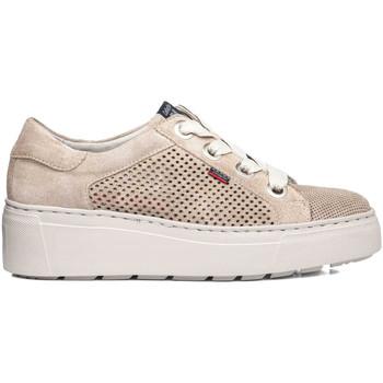 Skor Dam Sneakers CallagHan 14929 Beige