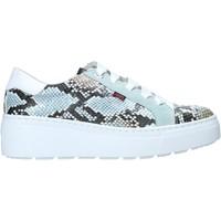 Skor Dam Sneakers CallagHan 14928 Grön