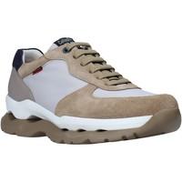 Skor Herr Sneakers CallagHan 17813 Beige