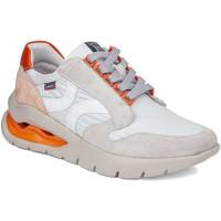 Skor Dam Sneakers CallagHan 45807 Beige