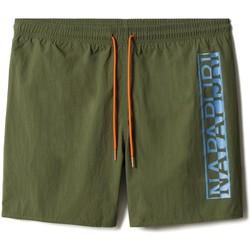 textil Herr Badbyxor och badkläder Napapijri NP0A4F9S Grön