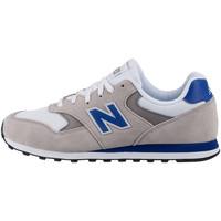 Skor Herr Sneakers New Balance NBML393VY1 Beige