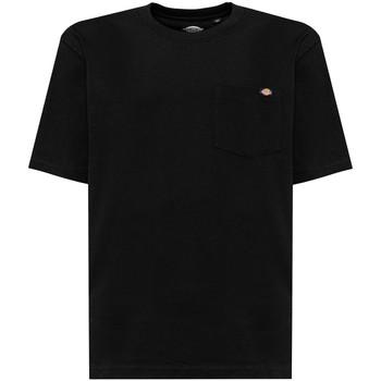 textil Herr T-shirts Dickies DK0A4TMOBLK1 Svart