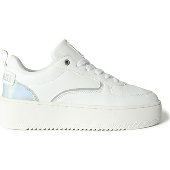 Skor Dam Sneakers Napapijri NP0A4F8NCO Vit
