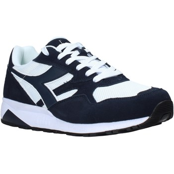 Skor Herr Sneakers Diadora 501173290 Blå