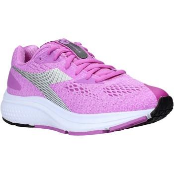 Skor Dam Sneakers Diadora 101174884 Rosa