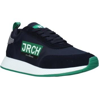Skor Herr Sneakers John Richmond 10133/CP C Blå