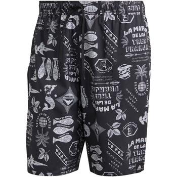textil Herr Badbyxor och badkläder adidas Originals GM2226 Svart