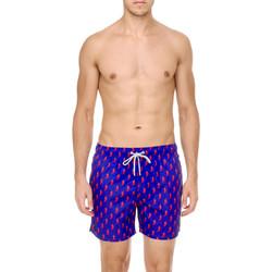 textil Herr Badbyxor och badkläder F * * K  Blå