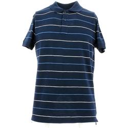 textil Herr Kortärmade pikétröjor City Wear THMR5171 Blå