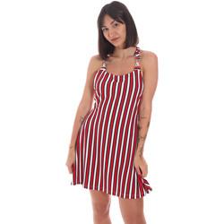 textil Dam Korta klänningar Me Fui M20-0364U Röd