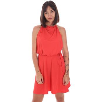 textil Dam Korta klänningar Me Fui M20-0371AR Röd