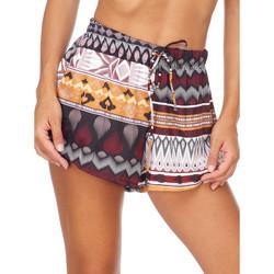 textil Dam Shorts / Bermudas Me Fui M20-0054X1 Brun